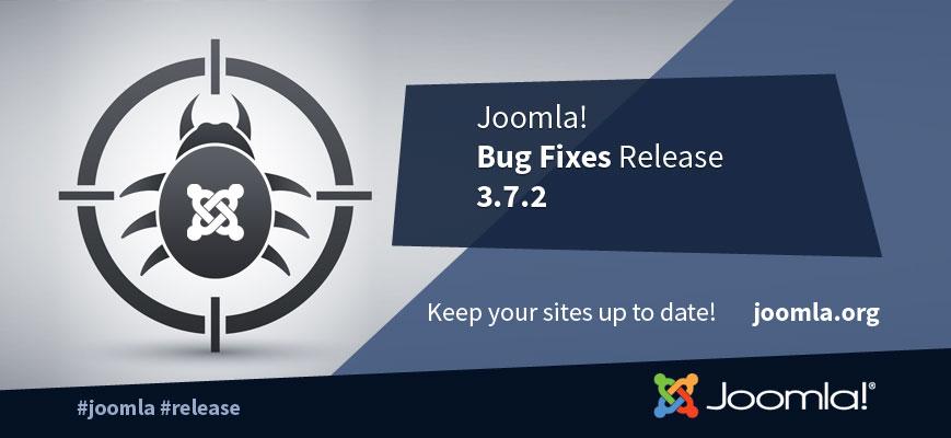 Joomla 3.7.2